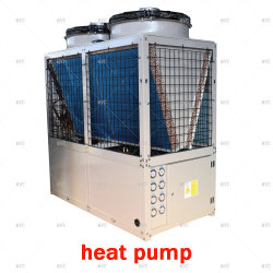 Daikin/Panasonic/Danfoss/Copeland Scroll Compressor Modular Air to Water Heat Pump
