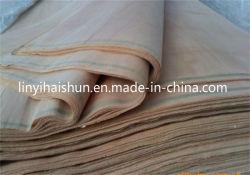 Вращающийся вырезать природных Okoume поверхности древесины шпона в Linyi