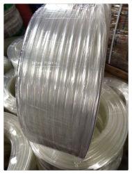 Unreinforced Non-Toxic transparent en PVC flexible/conduite de niveau d'eau/Tubes