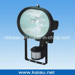 Галогенная лампа 500 Вт с пассивный инфракрасный датчик (КА-FL-500D)