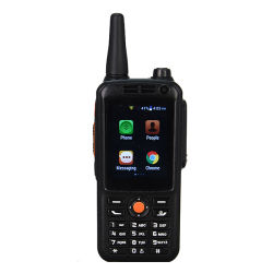 Double carte SIM La communication radio bidirectionnelle LT-101WiFi talkie walkie Smart Phone