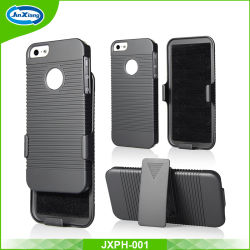 Hybrid 2017 Hard PC shockproof Defender Cover Phone Cases for iPhone 5/5s
