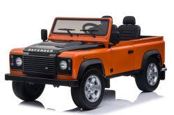 Los niños juguetes eléctricos Paseo en vehículo Land Rover Defender