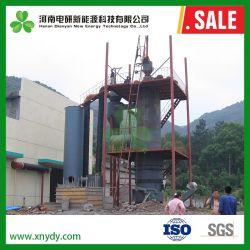 De Installatie van de Vergasser van de Kleine Steenkool van de Milieubescherming