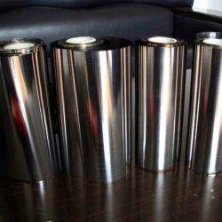 Bobina della stagnola della striscia dell'acciaio inossidabile di alta precisione di processo laminato a freddo ultra sottilmente