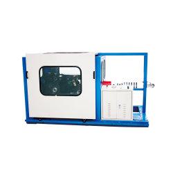 装置を作る梱包機麻ひものための1台の機械の2つの機能をスプールし、ねじる