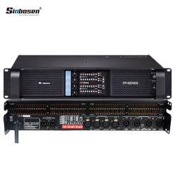 2 o modo de comutador de canal de amplificador de potência do Lab Gruppen profissionais de Alta Fp14000 com marcação RoHS