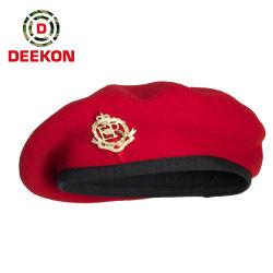Le lane militari superiori del berreto 100% con il marchio hanno personalizzato