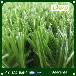 スポーツのヤードのフットボールおよびサッカーの商業草の庭の装飾の高品質の人工的な草のための耐久の紫外線抵抗の人工的な擬似芝生