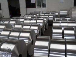 Antidérapant 8006 l'aluminium de la bobine avec système de recyclage