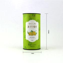 Contenitore impaccante di carta di tubo a memoria di immagini dell'alimento del contenitore dello spuntino delle patatine fritte della scatola