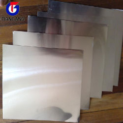 Qualitäts-reine Titanplatten