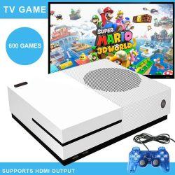 Nouvelle console de jeu vidéo HDMI intégrée 4 Go de 600 jeux classique