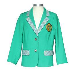 Mayorista de la fábrica japonesa de alta calidad unisex de la Escuela Secundaria los diseños de uniformes para el estudiante Blazer