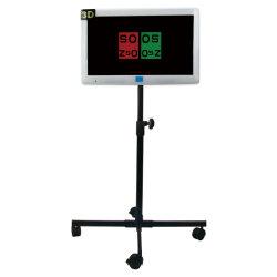 경쟁가격을%s 가진 LCD 비전 도표 영사기