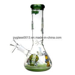 Parfait le tabagisme en usine de verre coloré moins cher pour tuyau de l'eau Tabacco