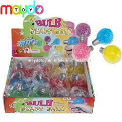 水ビードの球根の圧搾の圧力の球の反圧力のおもちゃ