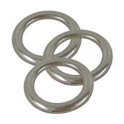 O anel sólido de metal (diâmetro interno: 29 mm)
