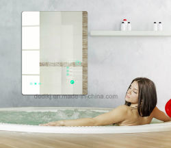 、広告する魔法ミラーの表示広告する魔法ミラーデジタル浴室ミラー