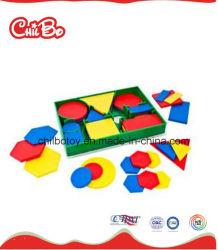 Bloc d'attribut défini pour jouet éducatif (CB-ED010-Y)
