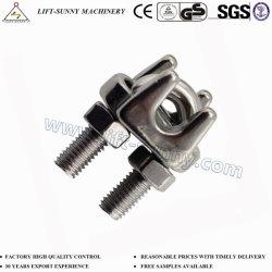 304/316 de acero inoxidable tipo JIS Cable abrazaderas las abrazaderas de cable