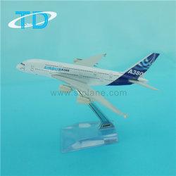 El color de la casa A380 escala 1/500 Metal Diecast modelo de avión