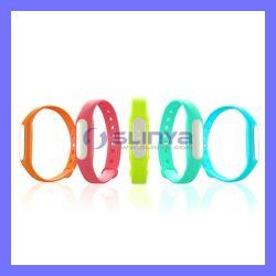 LED Smart антистатический браслет на запястье Bluetooth Water-Proof ми Band посмотреть номер телефона