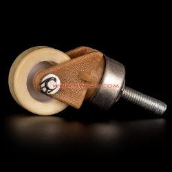 El cojinete de rodillos ruedas industriales de tipo fijo (SWCPU-P-W072)