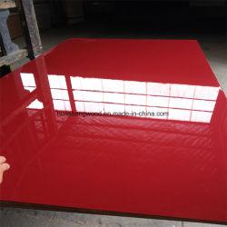 Haute brillance contreplaqué UV/Boards/panneaux MDF/Panneaux de particules pour les meubles