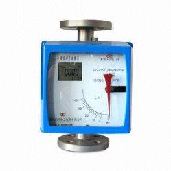 Lzd-15 LCD Bildschirmanzeige-Ausgangsstrom-Signal-Hirsch Protocal variabler Bereichs-Metallströmungsmesser für das Messen der flüssigen Luft