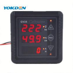 Gv25 Mkii Genset Ampèremètre numérique