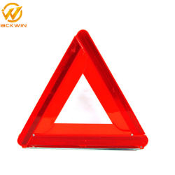 緊急事態のための車の安全反射警告の三角形