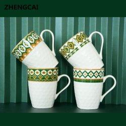 Непосредственно на заводе новых костных Китая керамические кружки подарок для продвижения