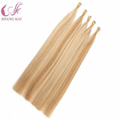 Fournisseur de Remy Hair I Astuce/Stick Extension de cheveux humains