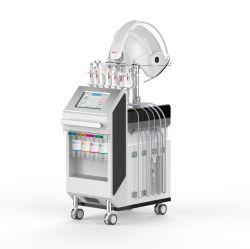 9 in 1 Platz-Luftblasen-Haut-Geräten-Wasser-Sauerstoff-Strahlen-Schale