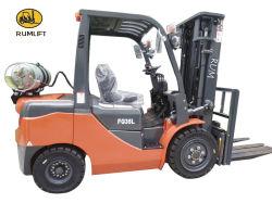 Hot Sale et l'essence GPL carburant Duel chariot élévateur à fourche 3.5 tonne