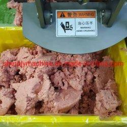 Dispositif de coupe de viande mélangeur Mélangeur sous vide de la saucisse de mixage