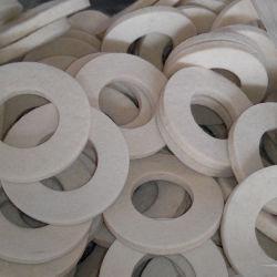 Personalizar el 100%del retén de aceite de lana Junta la arandela de fieltro Industrial anillo de sello de anillo de fieltro