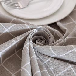 Tessuto di tela stampato per il panno della Tabella & la tessile domestica