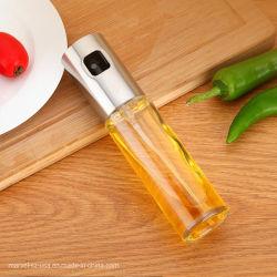 يطبخ سلطة [كيتشنور] زيت موزّع رذاذ يخلو زجاجة مطبخ أدوات
