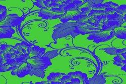 Doek van de Jacquard van de Polyester van 100% de Stof Geborstelde