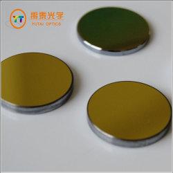 Si CO2 Laser silicium de 25 mm Dia miroir réflecteur de machine de découpe de la lentille réfléchissante
