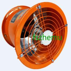 250W-1500W industriële Elektrische AC van de Uitlaat van de Stroom AsVentilator