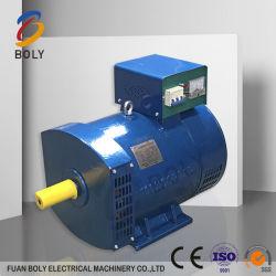 Stc/St 시리즈 8kw/kVA 솔 모터 1500rpm 50Hz 380V 100% 구리 철사를 가진 디젤 엔진 전기 발전기 발전기