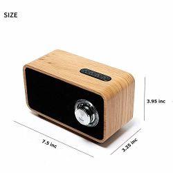Amplificatore di legno portatile dell'altoparlante di Bluetooth di nuovi prezzi di promozione 2019 mini