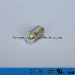 Ba9s-L Automobilminianzeiger-Birnen DC/AC 110V 220V der teil-LED