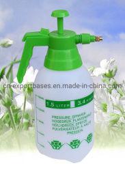 Boa qualidade de Pressão Manual Acionar Pulverizador para o jardim e para uso doméstico (YS-1.5)