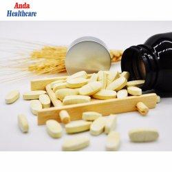 OEM approvisionnement alimentaire de la santé des aliments biologiques Calcium Fer, zinc Chewable Calcium Fer Zinc