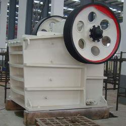 Máquinas de mineração britador de mandibula PE da Pedra