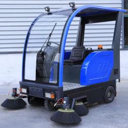 Fabrieksprijs Automatische vloerreiniger veegmachine/straatveegmachine/Elektrische vloerreiniger